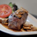 steak, pepersaus, restaurant, brasserie