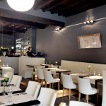 gezellige brasserie, restaurant, kunst, lekker eten