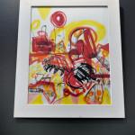 kunst, gent, schilderij