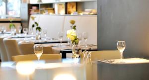 set table, table, restaurant, brasserie, Savarin, gent